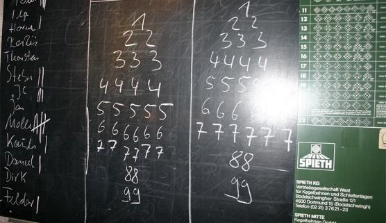 Kegelspiele Für Gruppen